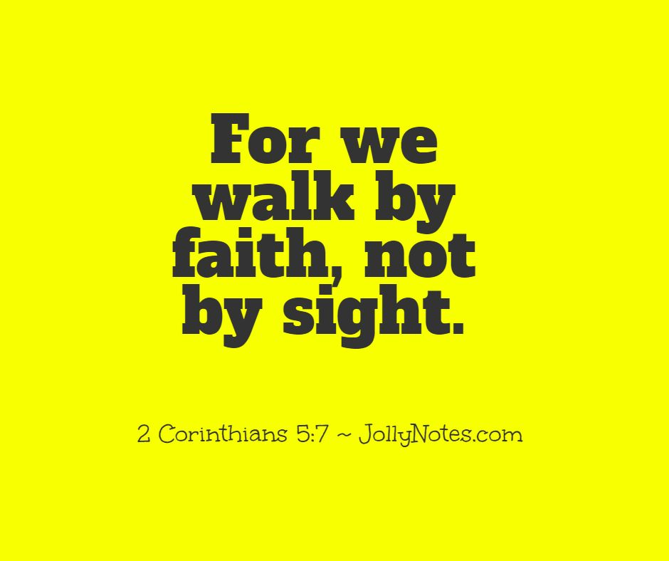 How To Avoid A Stressful Schedule  - We Walk By Faith, Not By Sight!